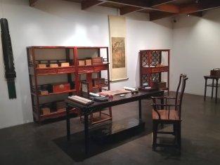 Ming-kauden työhuone
