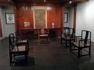 Ming-kauden eteinen/vastaanottohuone
